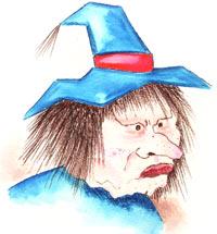 Epreuves éprouvantes pour les apprenties sorcières