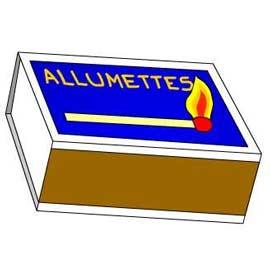boite-allumette