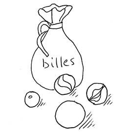 Jeux de billes