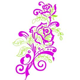 Comment réaliser une fleur de papier ?
