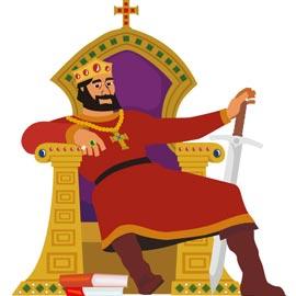 Couronnes pour la fête des rois : l'épiphanie