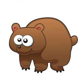 La déclinaison d'un thème : «les petits ours»
