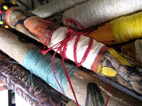 Comment r aliser des b tons de pluie anniversaire enfant for Decoration baton de pluie
