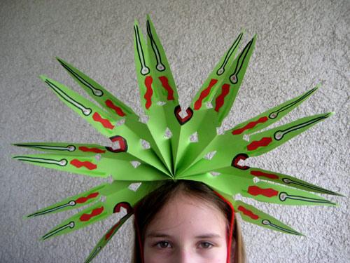 idée déguisement enfant carnaval fête déguisée