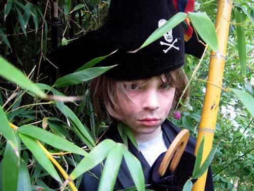 jeu de piste des pirates