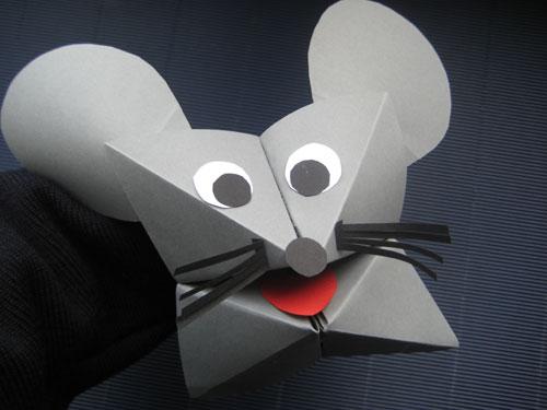 Marionnettes parlantes anniversaire enfant - Activite manuelle a faire a la maison ...
