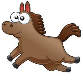 Apprendre une technique anniversaire enfant - Apprendre dessiner cheval ...
