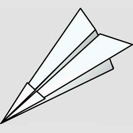 Comment construire un avion de papier ?