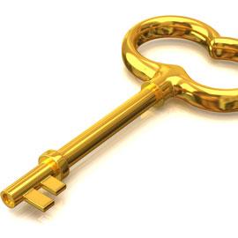 Le jeu du voleur de clés