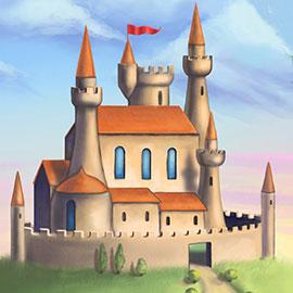invitation pour anniversaire de chevalier