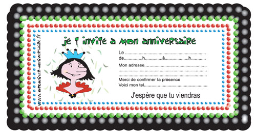 invitation-princesse