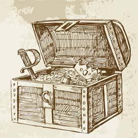 idée de chasse au trésor