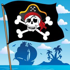 réussir chasse au trésor pirate
