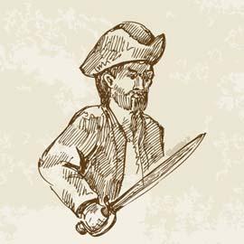 realisation chasse au tresor pirate