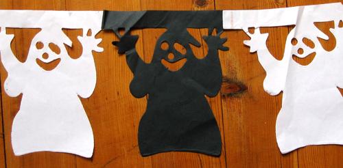Guirlande D Halloween Anniversaire Enfant