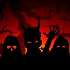 Invitation d'halloween