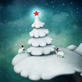 Des sapins, encore des sapins, toujours des sapins de Noël