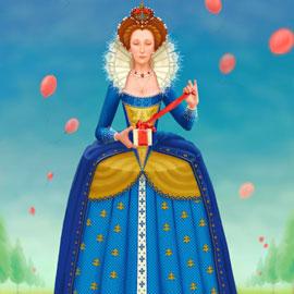 Pour un anniversaire de princesse