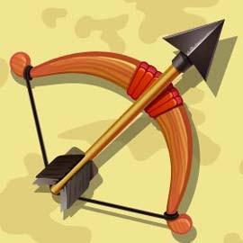 construire un arc et des flèches
