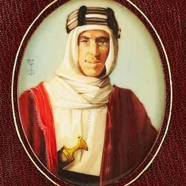 Déguisement de Lawrence d'arabie