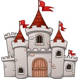 fête d'anniversaire chevaliers et princesses