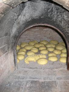 les pains dans le four .jpg